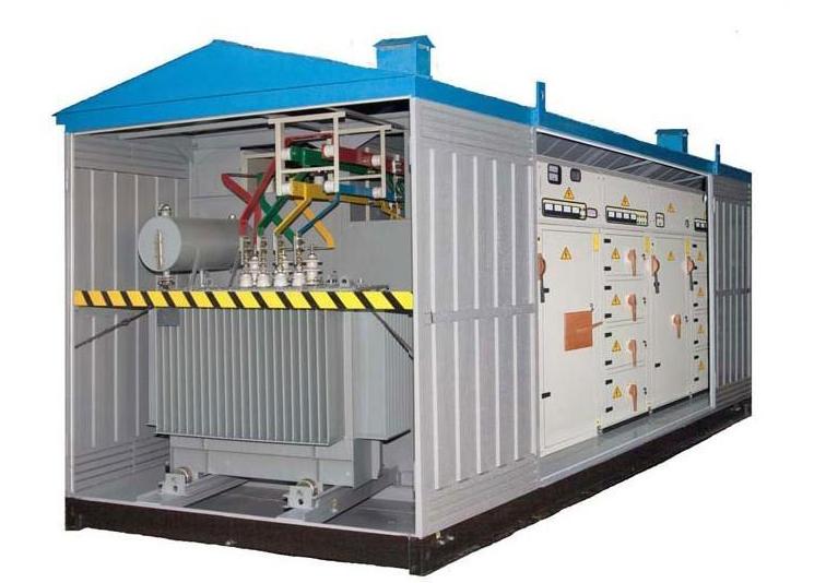 Назначение комплектных трансформаторных подстанций (КТП)
