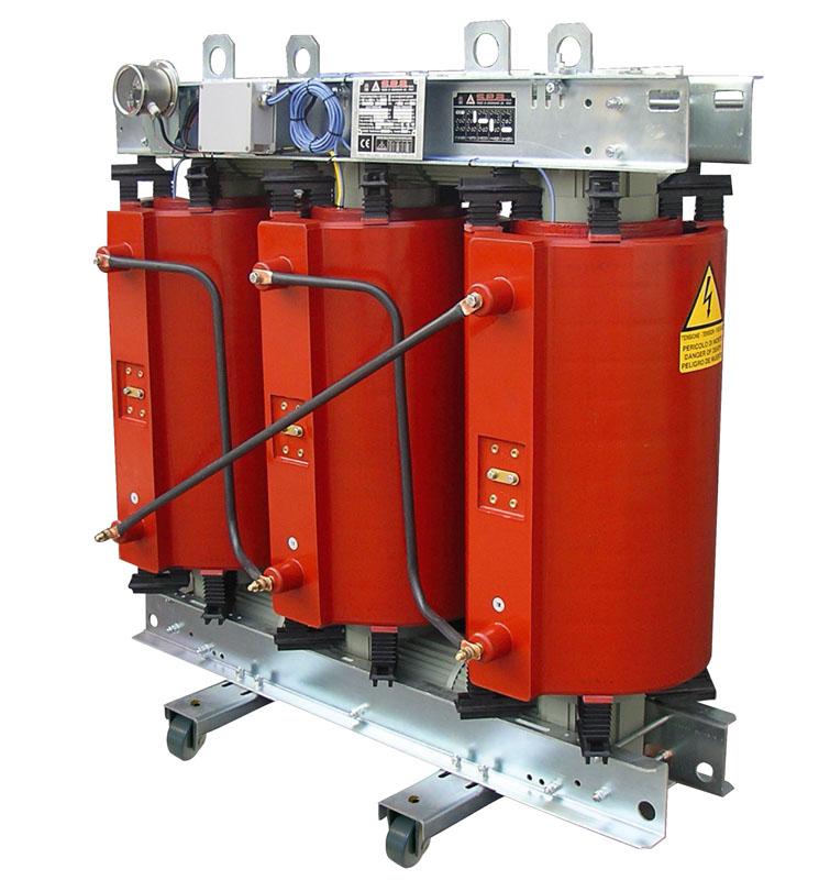Сухие трансформаторы серии TTR